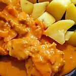 recette Curry de Porc à l'Indienne au ( M.c.c )