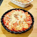recette Gratin de tomates