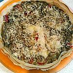 recette tarte feuilles de brick au thon curry