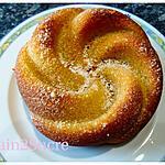 recette Bundt Cake aux oranges