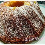 recette Gâteau moelleux au Mascarpone et au Citron