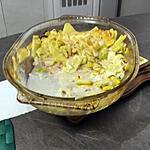 recette Gratin de poireaux, pommes de terre, lardons et reblochon