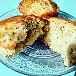 recette Muffin citron pavot (marc grossman)