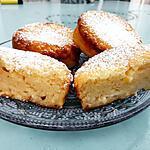 recette Moelleux mousseux au citron