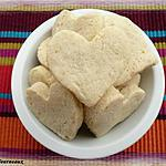 recette Biscuits à la Violette