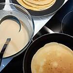 recette Crêpes salées / sucrées