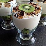 recette mousse au mascarpone et kiwi