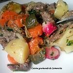 recette Salade de pot au feu à l'ancienne