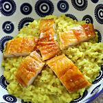recette Risotto Curry et Haddock