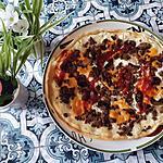 recette Pizza texane