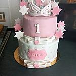 recette Gâteau anniversaire princesse