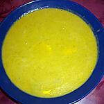recette velouté de petit pois au lardons