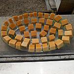 recette cube de geler au épices