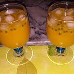 recette Cocktail ananas et passion