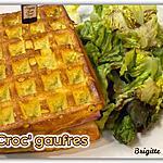 recette CROC'GAUFRES