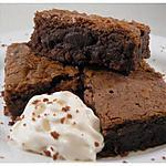 Brownies à la tartinade aux noisettes