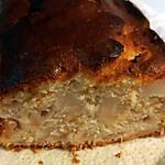 recette Cake aux pommes du jardin