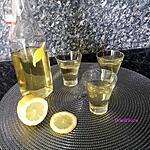 recette Limoncello maison
