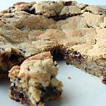 recette Cookie geant aux pépites de chocolat