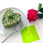 recette Risotto épinards, fromage frais et parmesan