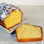 recette Cake à l'orange amère