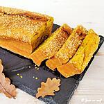 recette Cake potiron châtaigne