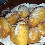 recette beignet au kirsch