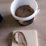 recette Mousse de foies de volaille au Porto