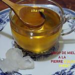 recette SIROP DE MIEL FAIT MAISON A L'ALUN