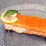 recette Eclair au saumon fumé