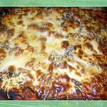 recette Pizza au confit de canard et aux champignons