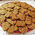 recette Biscuits de Noël aux épices