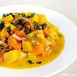 recette Ragoût de légumes anciens