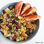 recette Salad'bowl booster