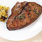 recette Foie de boeuf aux oignons