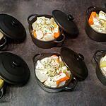 recette Cocotte de légumes en gratin