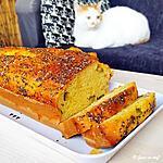 recette Cake à la courgette et au curry