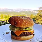 recette Burger au barbecue