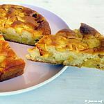 recette Gâteau aux pommes sans oeufs