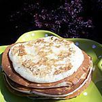 recette Les vrais pancakes du canada... ou pas !!!