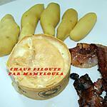 recette Chaud Biloute au four