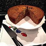 recette Zebra cake, ou gâteau tigré