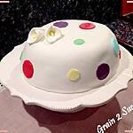 recette Gâteau Fleuri