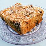recette Gâteau pancakes flocons d'avoine chocolat