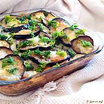recette Lasagnes d'aubergines