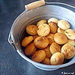 recette Mini moelleux au lait d'amande
