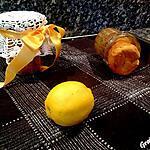 recette Cake au citron en bocaux