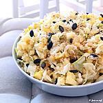 recette Salade de chou à la pomme et au cumin