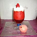 recette trio de fraise liégoise