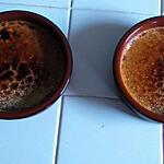 recette Crème brûlée à la verveine